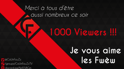 1000 viewers